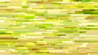 Abstract Green and Yellow Horizontal Lines Background Illustrator
