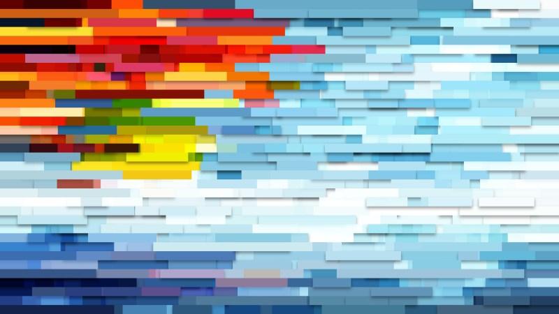 Light Color Horizontal Lines Background