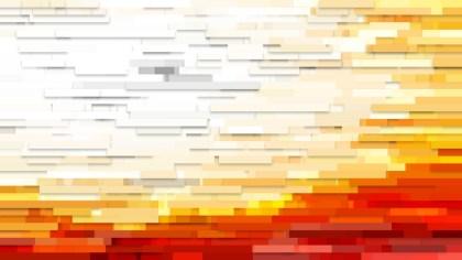 Abstract Light Orange Horizontal Lines Background