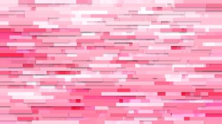 Abstract Light Pink Horizontal Lines and Stripes Background