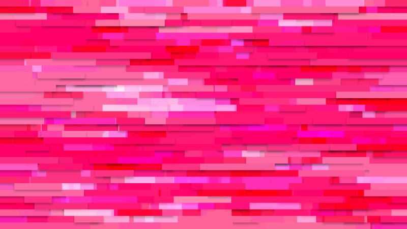 Magenta Horizontal Lines and Stripes Background