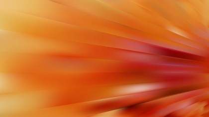 Abstract Orange Lines Background Illustration