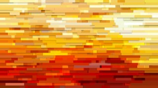 Abstract Orange Horizontal Lines Background