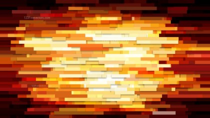 Orange and Black Horizontal Lines Background