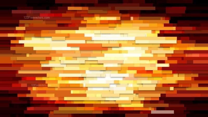 Orange and Black Horizontal Lines Background