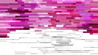 Pink and White Horizontal Lines and Stripes Background
