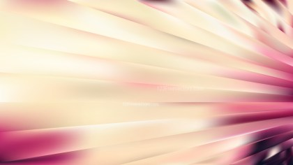 Abstract Pink and Yellow Lines Background