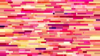 Abstract Pink and Yellow Horizontal Lines Background Design