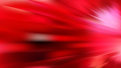 Abstract Red Lines Background Illustration