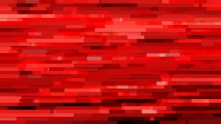 Red Horizontal Lines and Stripes Background