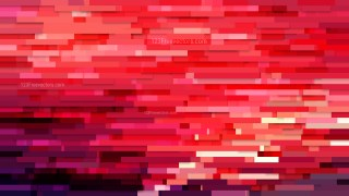Abstract Red Horizontal Lines Background