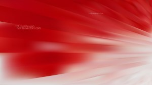 Abstract Red and White Lines Stripes Background Vector Illustration