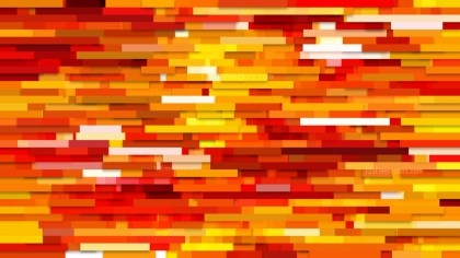 Red and Yellow Horizontal Lines and Stripes Background