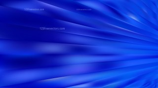 Abstract Royal Blue Lines and Stripes Background Design
