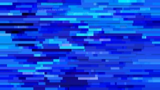 Abstract Royal Blue Horizontal Lines and Stripes Background