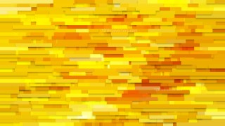 Yellow Horizontal Lines and Stripes Background Vector Image
