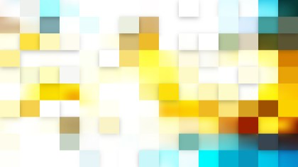 Light Color Square Pixel Mosaic Background Illustration