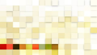 Abstract Light Color Geometric Mosaic Square Background Vector Graphic