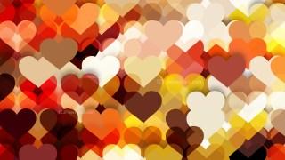 Dark Color Love Background Vector Art