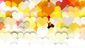 Light Color Heart Wallpaper Background Vector Art