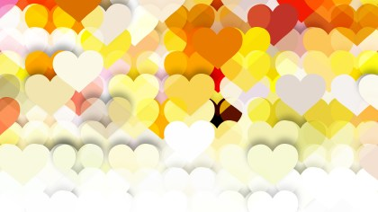 Light Color Heart Wallpaper Background Vector Art