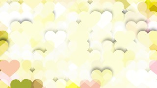 Light Color Love Background Image