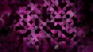 Purple and Black Quarter Circles Background Vector Graphic