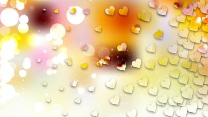 Light Color Valentines Background Image