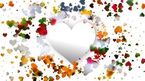 Light Color Valentines Background