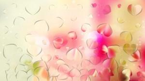 Light Color Love Background