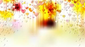 Light Color Valentine Background Illustrator