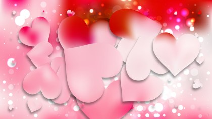 Light Pink Romance Background