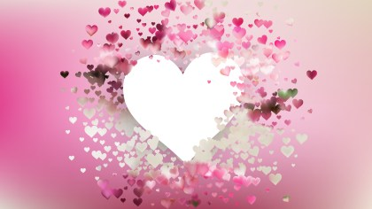 Light Pink Valentine Background