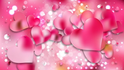 Pink Romance Background