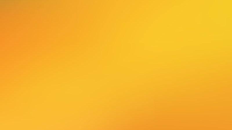 Amber Color Blur Background