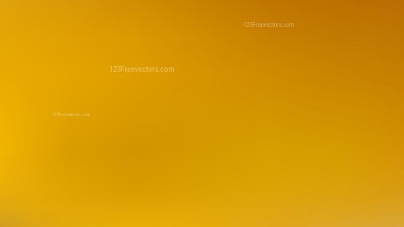 Amber Color PPT Background