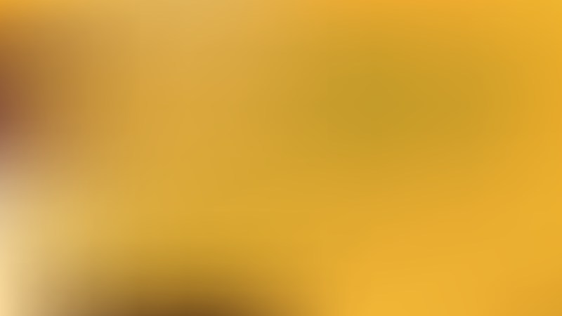 Amber Color Blurry Background Vector Art