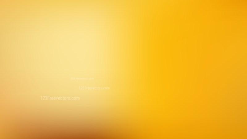 Amber Color Presentation Background Design