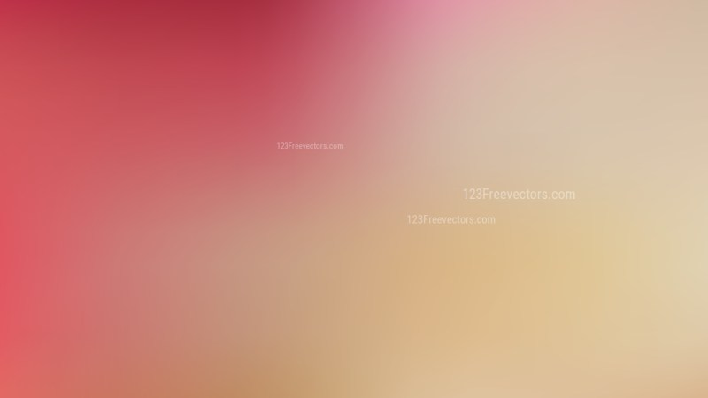 Beige and Red Simple Background Design