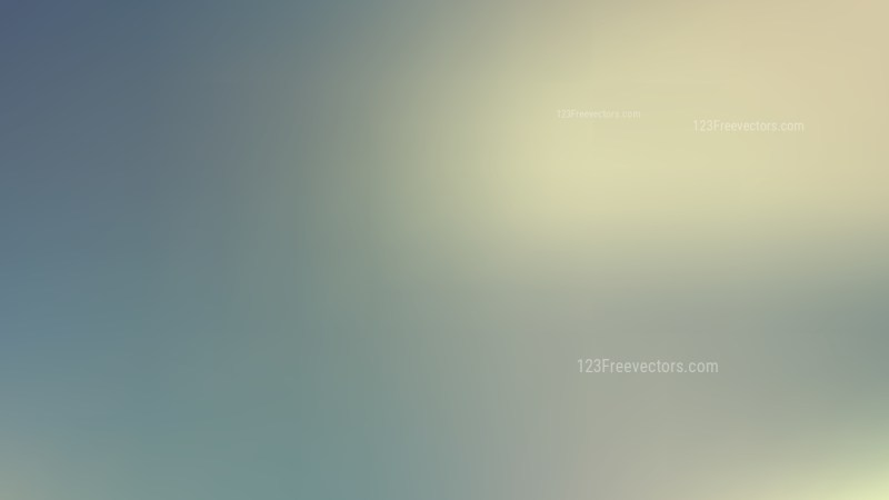 Beige and Turquoise Blur Background Illustrator