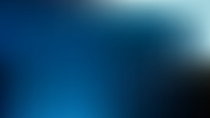 Black and Blue PPT Background Vector Image