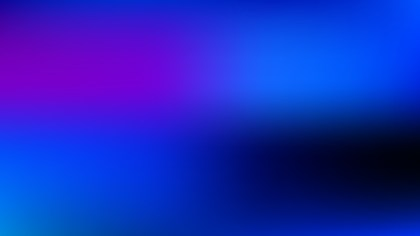 Black and Blue PowerPoint Presentation Background