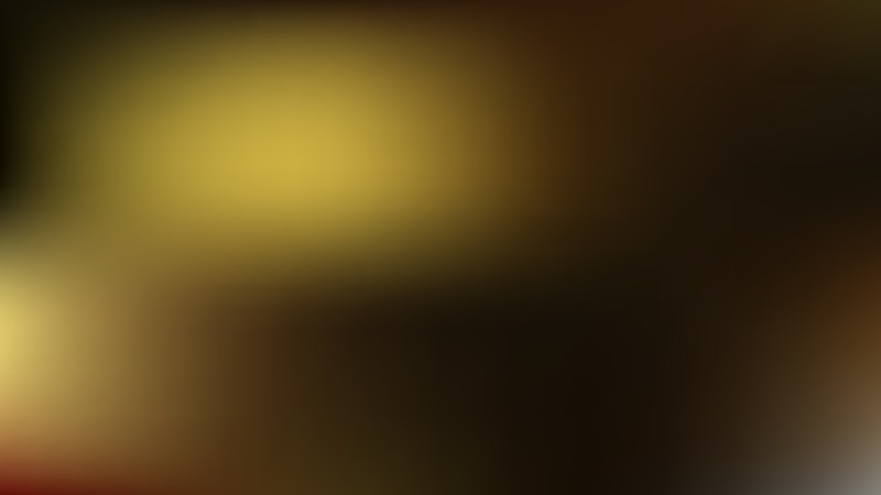 Black and Yellow Blur Background