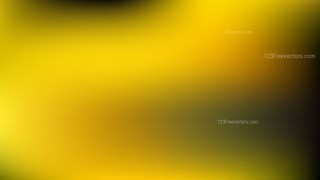 Black and Yellow Simple Background