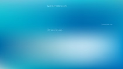 Blue PPT Background Vector Illustration