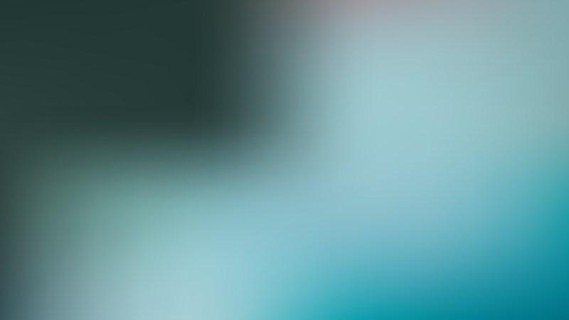 Blue Blurry Background Image