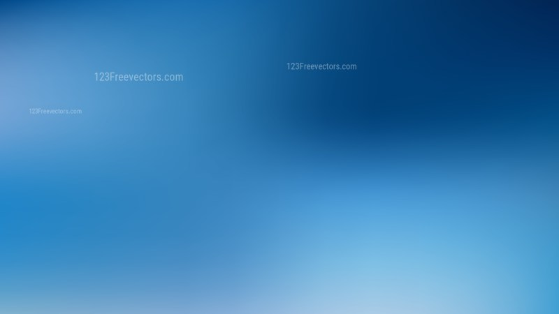 Blue Simple Background