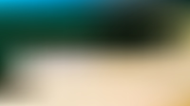 Blue and Beige Blurry Background Illustration
