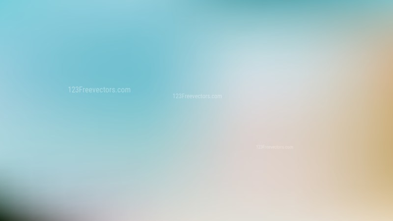 Blue and Beige Presentation Background Vector Graphic