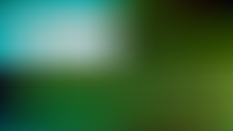 Blue and Green Professional PowerPoint Background